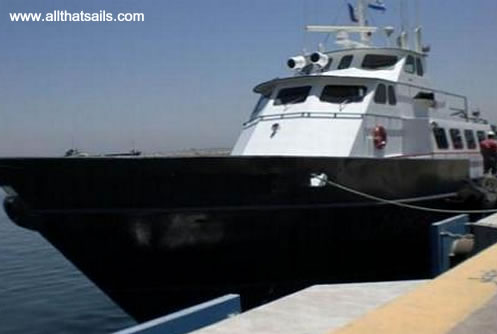 Crew Boats for Sale, Agent Boats for Sale, Aluminium Fast