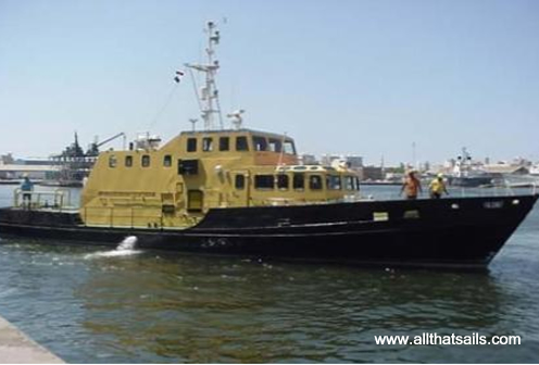 Crew Boats for Sale, Agent Boats for Sale, Aluminium Fast Support