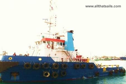 34M Towing Tug for Sale