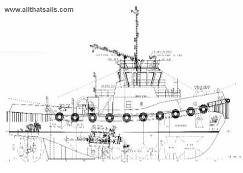 32M ASD Tug for sale