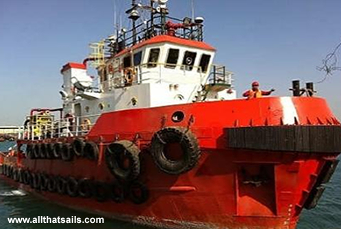 32M Twin Screw Tug for Sale