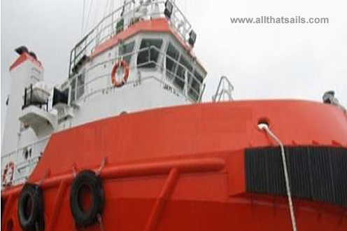 33M Ocean Towing Tugboat for sale