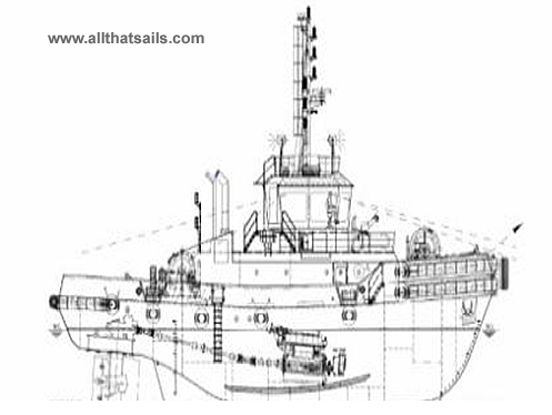 30M ASD Tug for Sale