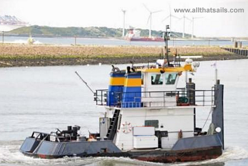 13M Pusher Tugboat for sale