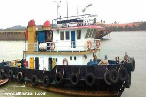 19M Towing Tug for sale