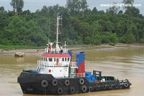 32M Towing Tugboat for sale