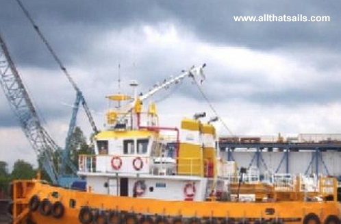 22M Tug Boat for Sale