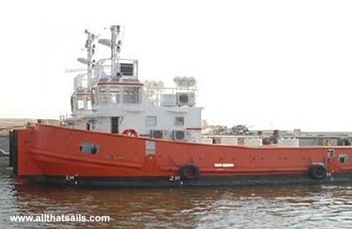 17M Harbour Tug for sale
