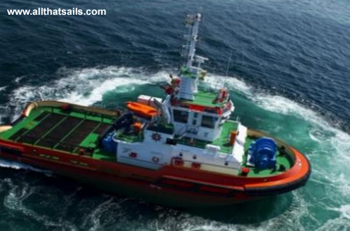 32M ASD Tug Boat for sale
