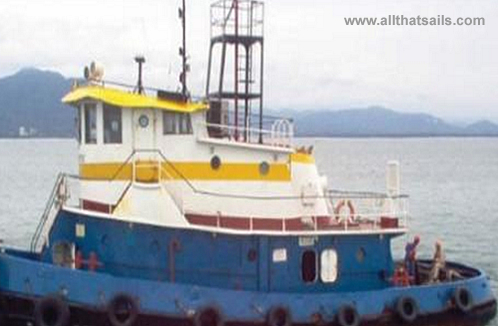 20M Twin Screw Tug Boat for sale