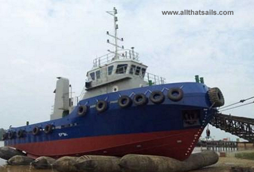 26M Tugboat for sale