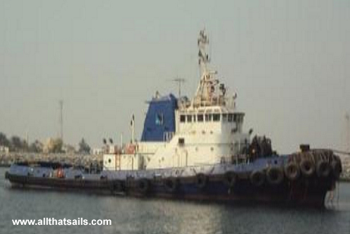 42M Tugboat for sale