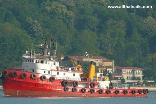40M Tugboat for sale