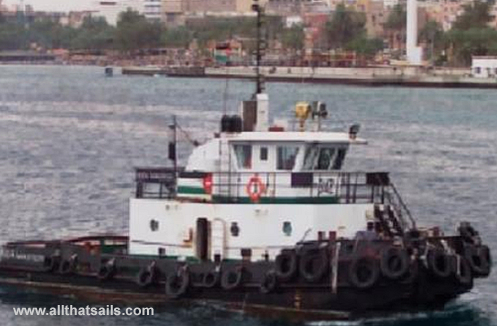 18M Harbour Tug Boat for sale