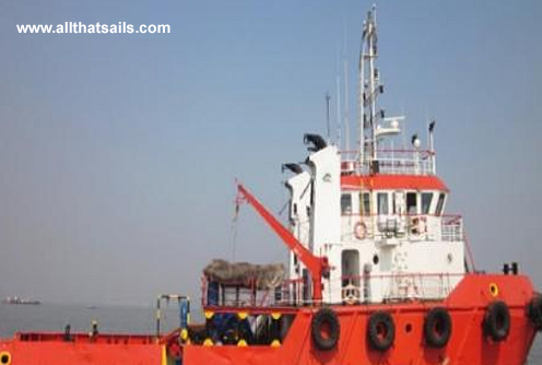 32M Tugboat for sale