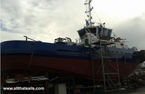 8 Pax Newbuild ASD Tug for Sale