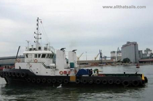 2006 Built Twin Screw Fixed Pitch Tug for Sale or Charter
