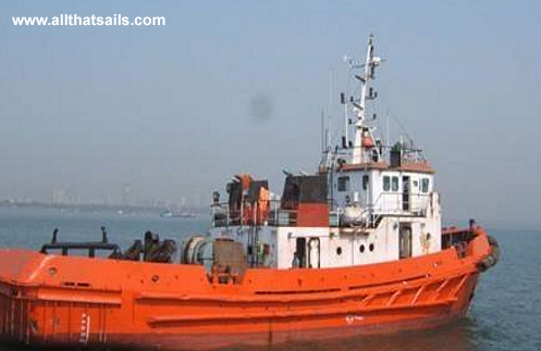 1994 Built Tug Boat for Charter