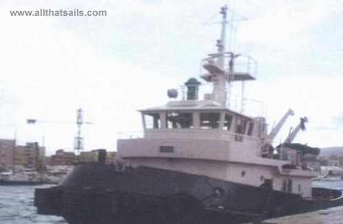 1982 Built Tug Boat for Sale