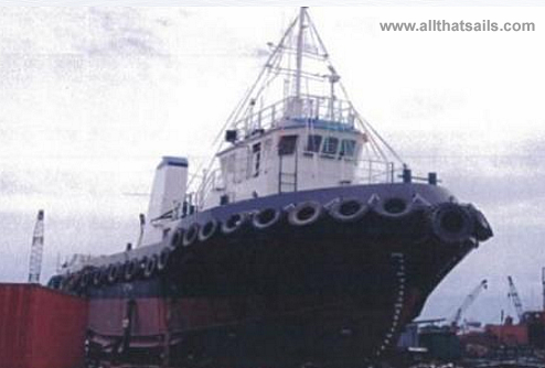 25.78M Tug Boat for sale