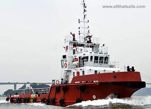 45M Anchor Handling Tug for Sale