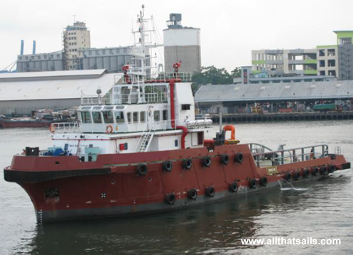 57tbp Anchor Handling Tug for sale