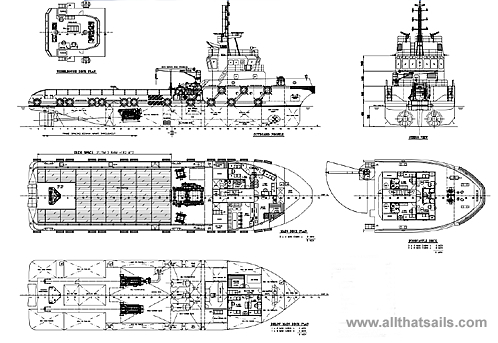 4000bhp Anchor Handling Tug for Sale