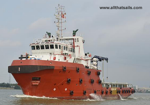 DP2 Anchor Handling Tug Supply Vessel for Sale