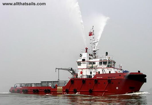 48M Azimuth Anchor Handling Tug for Sale