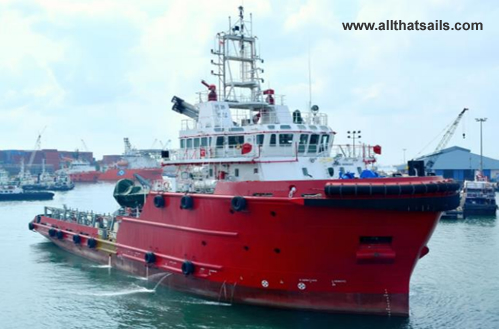60M DP1 ASD AHTSV for Sale