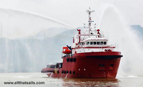 58M DP1 Anchor Handling Tug Supply Vessel for Sale