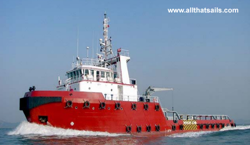 30 Pax Anchor Handling Tug for sale