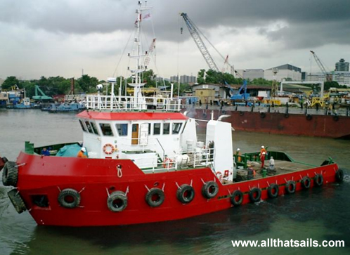 30M Utility Boat for sale