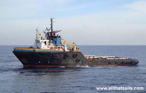 50M AH / Offshore Support and Towing for Sale