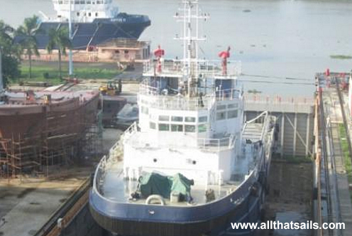60M MPP AHTSF Vessel for sale