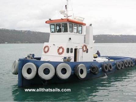 17.5m Tug Boat for Sale