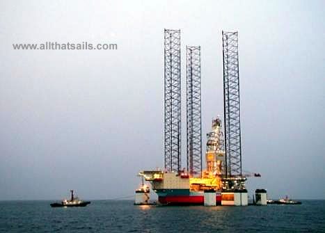 140M Semi Submersible Barge For Sale