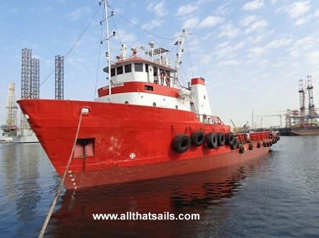 50.3m Supply Vessel for Charter or Sale