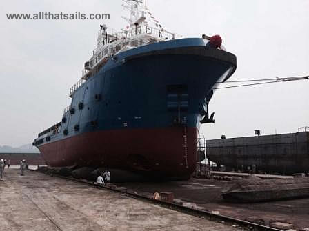 60m Platform Supply Vessel for Sale