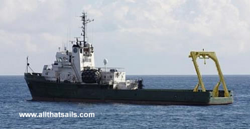 58m Offshore Supply Vessel for Sale