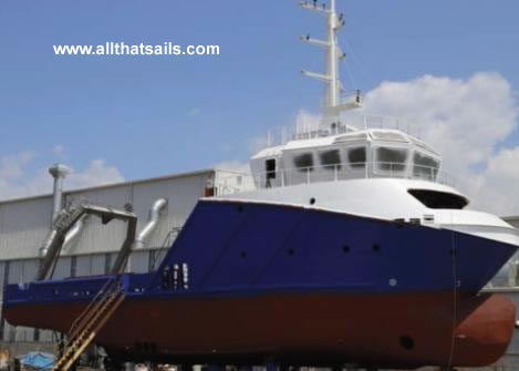 34m Supply / Utility Vessel for Sale