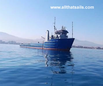 56m Supply Vessel Tugboat for Sale or Charter