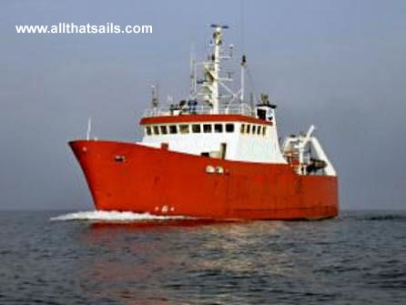 35m Standy Safety Vessel for Sale