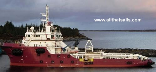 Offshore Supply Vessel - 59m - for Sale