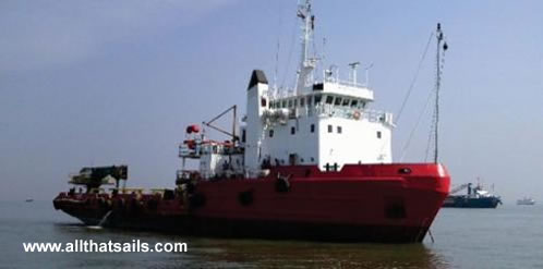 52m Supply Vessel for Sale