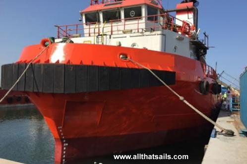 50m Offshore Support Vessel for Sale