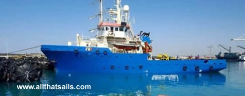 40m Supply Vessel for Sale