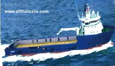 78.70m Platform supply vessel For Sale