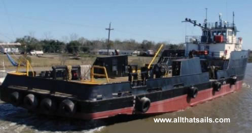 50.3m Supply Vessel for Sale