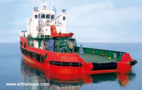 33m Anchor Handling Tug for Charter
